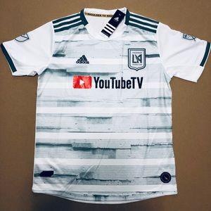 fce95cff47b adidas Shirts - LAFC Carlos Vela 10 Soccer Jersey Away Los Angeles